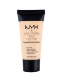 Stay Matte But Not Flat Liquid Foundation 01 (Цвет 01 Ivory)
