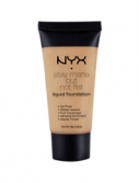 Stay Matte But Not Flat Liquid Foundation 12 (Цвет 12 Tawny)