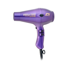 Parlux 3200 Compact Ceramic Ionic Violet