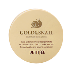 Hydro Gel Eye Patch Gold & Snail (Объем 180 г)