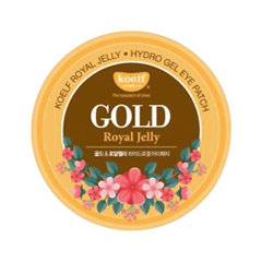 Hydro Gel Gold & Royal Jelly Eye Patch (Объем 180 г)