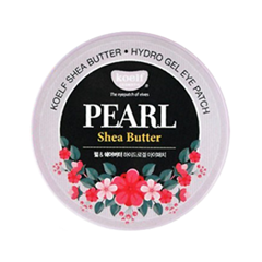Hydro Gel Pearl & Shea Butter Eye Patch (Объем 180 г)