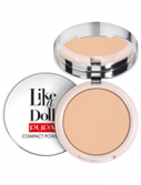 Like a Doll Compact Powder 03 (Цвет 03 Natural Biege Вес 50.00)