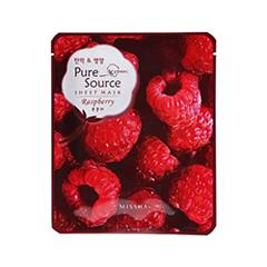 Pure Source Sheet Mask Raspberry