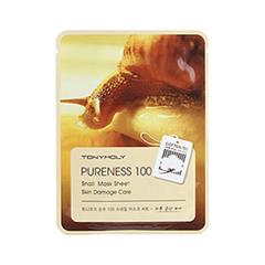 Pureness 100 Snail Mask Sheet (Объем 21 мл)