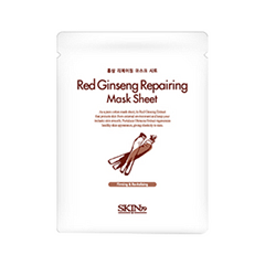 Red Ginseng Repairing Mask Sheet (Объем 20 мл)