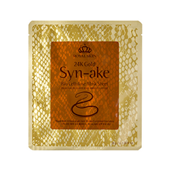 24K Gold Syn-ake Bio Cellulose Mask Sheet (Объем 35 мл)