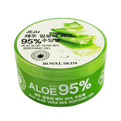 Jeju Aloe Vera 95% Soothing Gel (Объем 300 мл)
