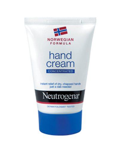 Нитроджина Крем для рук с запахом 50мл (Норвежская формула)