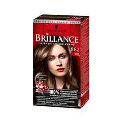 Brillance 862 (Цвет 862 Благородный каштан)