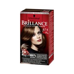 Brillance 874 (Цвет 874 Бархатистый каштан)