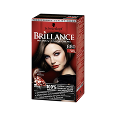 Brillance 880 (Цвет 880 Темный каштан)