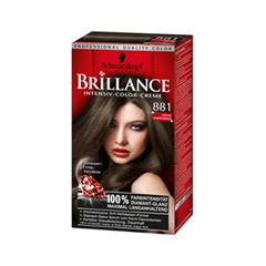 Brillance 881 (Цвет 881 Морозный каштан)
