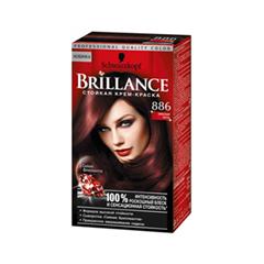 Brillance 886 (Цвет 886 Красная ночь)