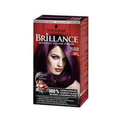 Brillance 888 (Цвет 888 Темная вишня)