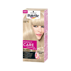 Palette Perfect Care 218 (Цвет 218 Холодный Блонд)