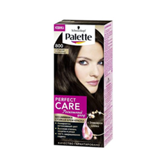 Palette Perfect Care 800 (Цвет 800 Горький шоколад)