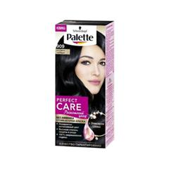 Palette Perfect Care 909 (Цвет 909 Иссиня-черный)