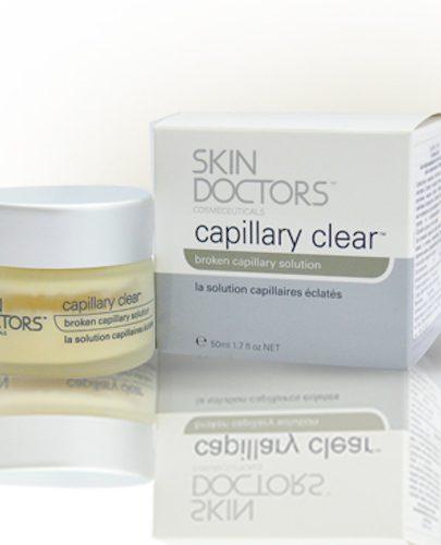 Крем для кожи лица с проявлениями купероза 50 мл (Clear)