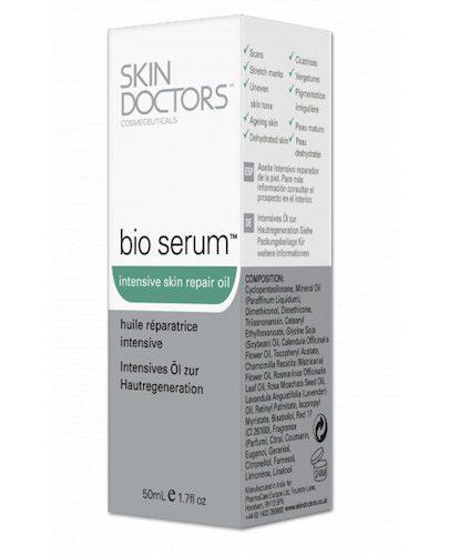Био-сыворотка интенсивно восстанавливающая кожу 50 мл (Bio serum)