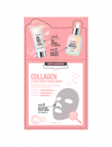 Skin Guardian Collagen 3 Step Total Facial Mask