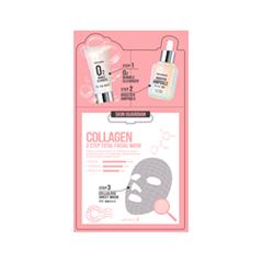 Skin Guardian Collagen 3 Step Total Facial Mask