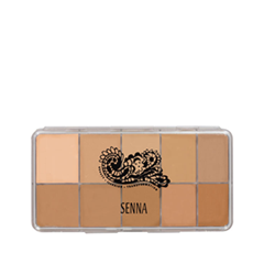 Slipcover Cream to Powder Palette Foundation 01 (Цвет 01 Light-Medium)