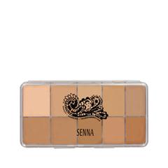 Slipcover Cream to Powder Palette Foundation 01 (Цвет 01 Light-Medium)