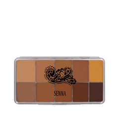 Slipcover Cream to Powder Palette Foundation 02 (Цвет 02 Medium-Dark)