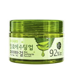 Aloe Soothing up Pure Girl (Объем 200 мл)