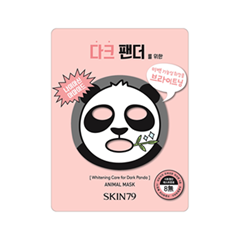 Animal Mask For Dark Panda (Объем 23 г)