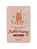 Fresh Garden Mask Red Ginseng (Объем 23 г)
