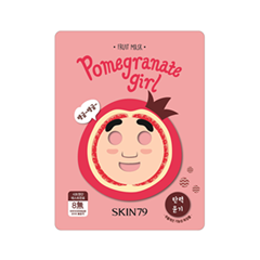 Fruit Mask Pomegranate Girl (Объем 23 г)