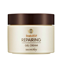 Snail+EGF Repairing Gel Cream (Объем 50 мл)