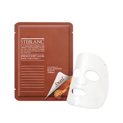 Восстанавливающая маска Essense Sheet Mask. Snail