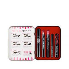 Sweet Macaroon Make-up Kit Рink Macaroon