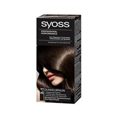 Syoss Color 3-1 (Цвет 3-1 Темно-каштановый )