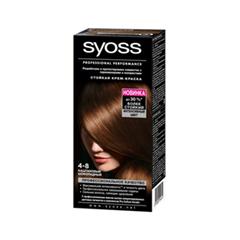 Syoss Color 4-8 (Цвет 4-8 Каштановый шоколад )