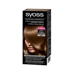 Syoss Color 6-8 (Цвет 6-8 Темно-русый )
