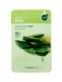 Real Nature Mask Sheet Aloe