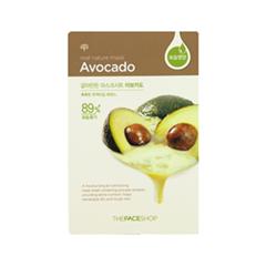 Real Nature Mask Sheet Avocado