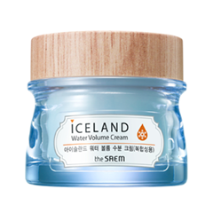 Iceland Hydrating Water Volume Cream. For Combination Skin (Объем 80 мл)