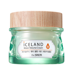 Iceland Hydrating Water Volume Cream. For Oily Skin (Объем 80 мл)