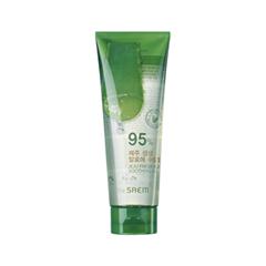 Jeju Fresh Aloe Soothing Gel 95% Tube (Объем 250 мл)