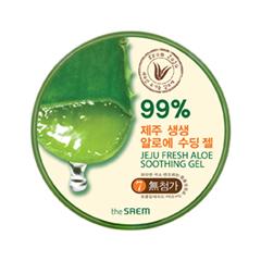 Jeju Fresh Aloe Soothing Gel 99% (Объем 300 мл)