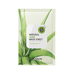 Natural Aloe Mask Sheet (Объем 21 мл)