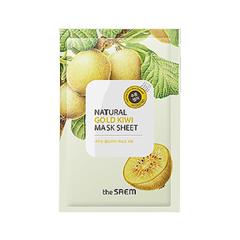 Natural Gold Kiwi Mask Sheet (Объем 21 мл)