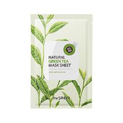 Natural Green Tea Mask Sheet (Объем 21 мл)