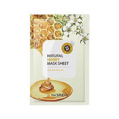 Natural Honey Mask Sheet (Объем 21 мл)