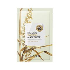 Natural Oatmeal Mask Sheet (Объем 21 мл)